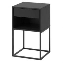 Nachtkastje Vikhammer Ikea | € 49,95