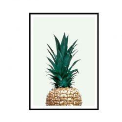 &fab botanisch poster ananas