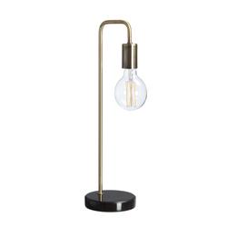 &fab botanisch tafellamp goud