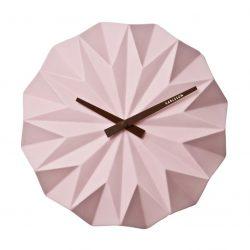 Karlsson Origami Wandklok Fonq budget