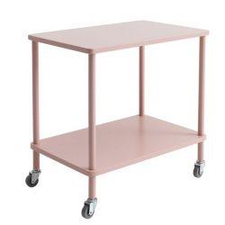 Trolley RADBJERG roze Jysk budget