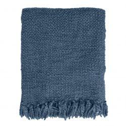 Plaid Malagoon Indigo blauw