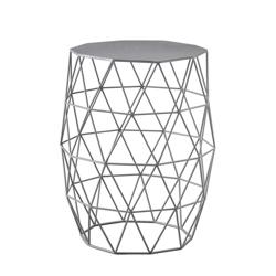 &fab interierhulp interieurkleur licht grijs bijzettafel metaal grijs