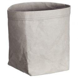 &fab interieurhulp interieurkleur licht grijs Zuiver opbergzak papier