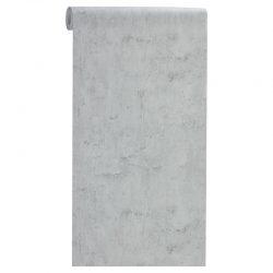 &fab interieurhulp interieurkleur licht grijs behang betonlook