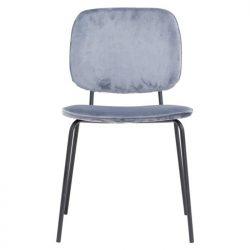 &fab interieurhulp interieurkleur licht grijs eetkamerstoel velvet grijs