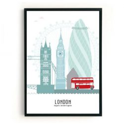 Stadsposter London