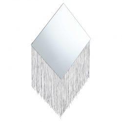 FAB interieurhulp interieurstijl bohemian spiegel met franjes