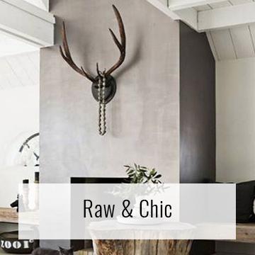Fab interieurhulp interieurstijl raw and chic