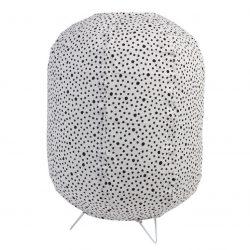 &fab interieurhulp interieurkleur wit tafellamp dots