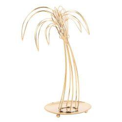 raw chic goud palmboom