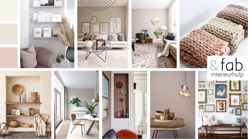 interieuradvies warm scandinavian with a touch of the past moodboard