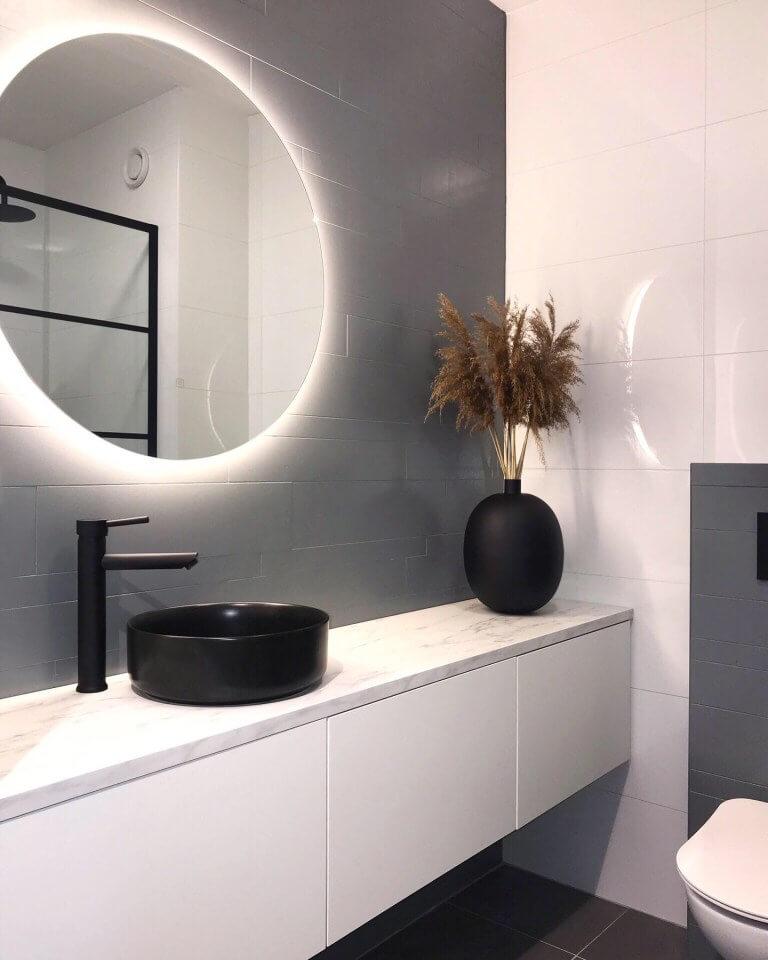 tegelverf badkamer