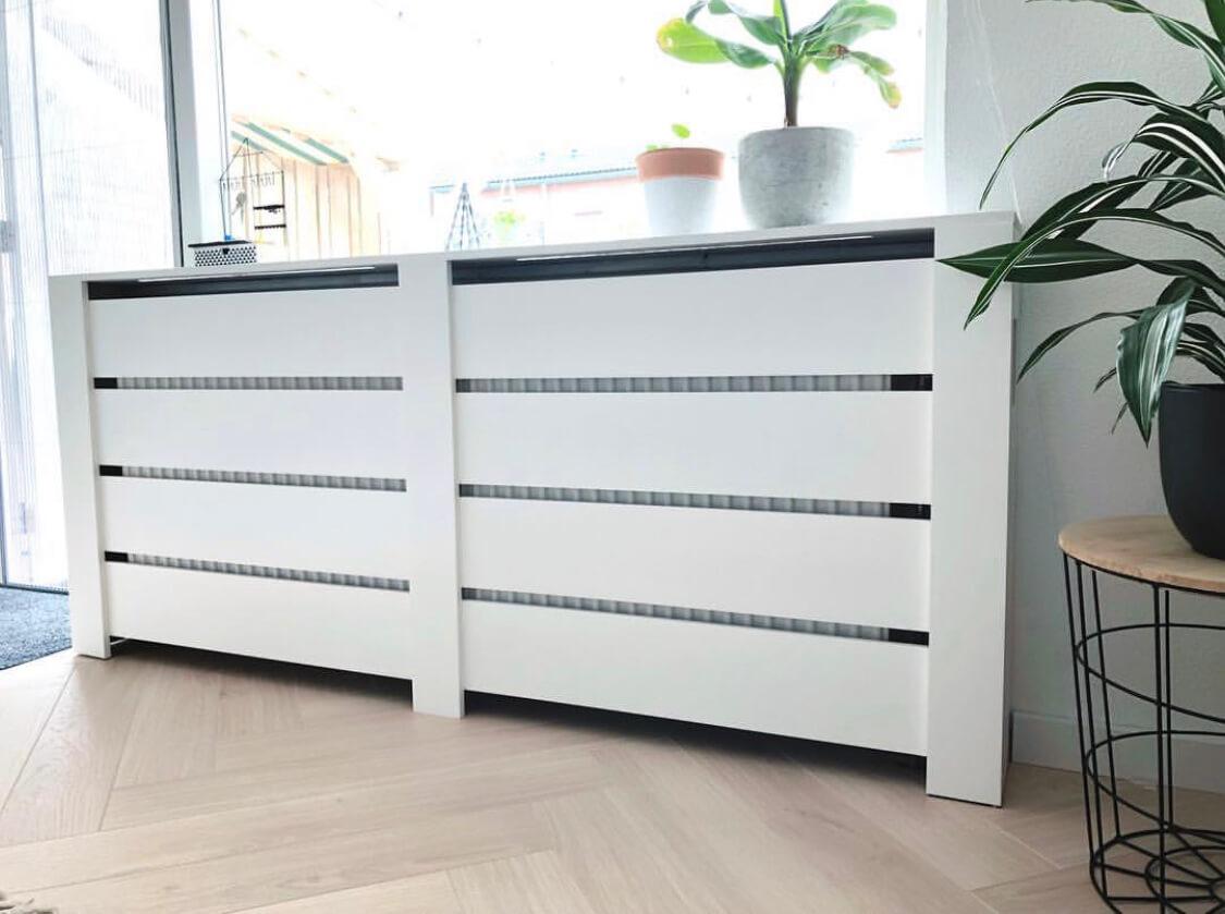 radiatorombouw radiator wegwerken