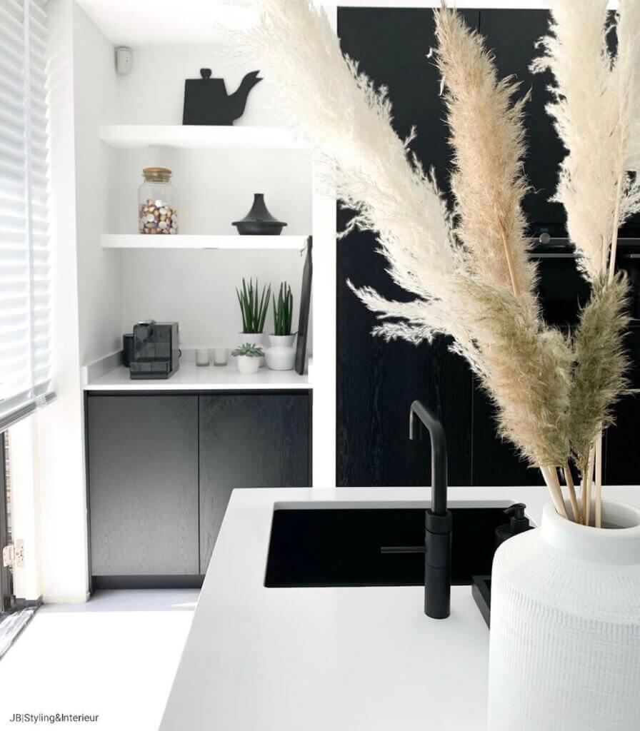 coffee corner keukenkast