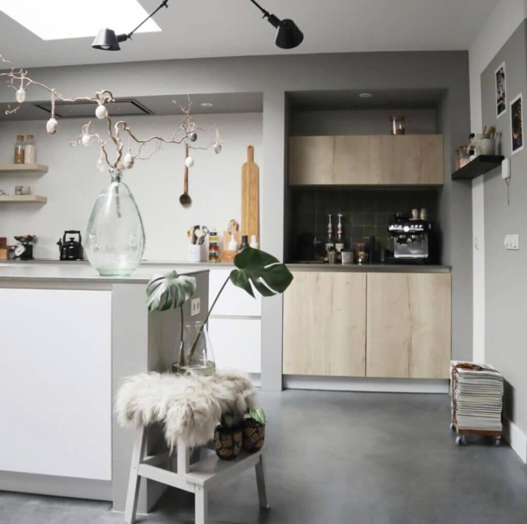 coffee corner keuken