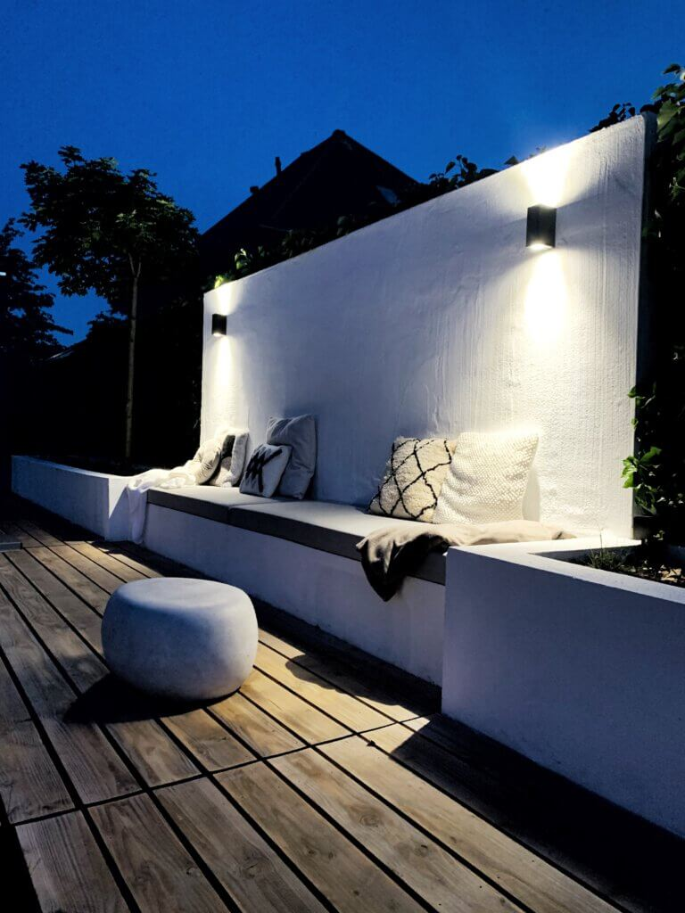 wandlamp tuinverlichting