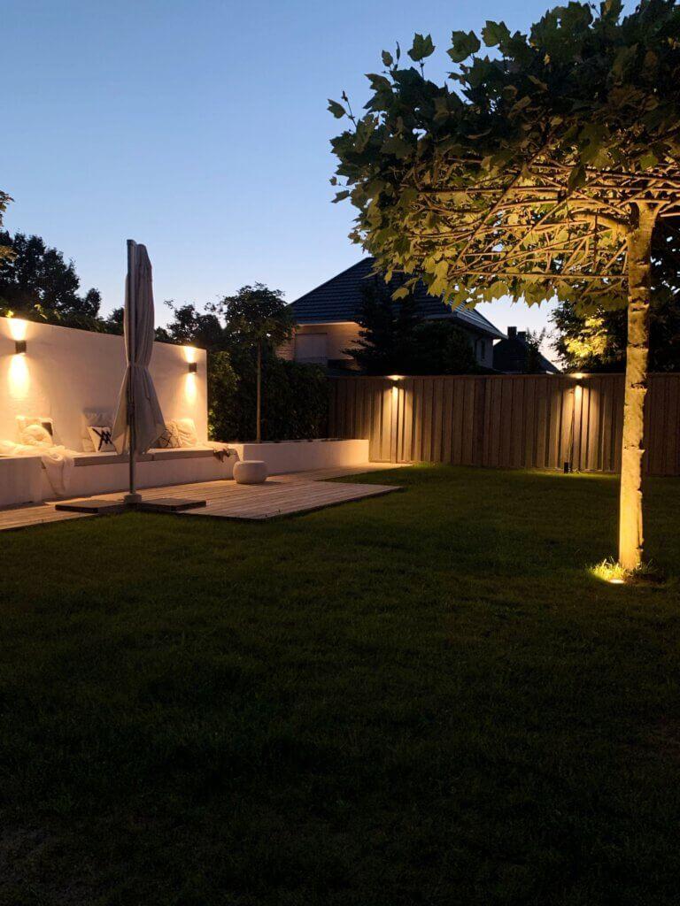 tuinverlichting grondspot